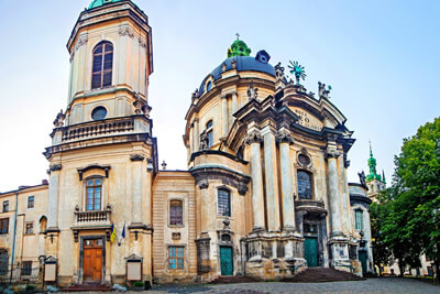 Lviv the Ukrainian Baroque