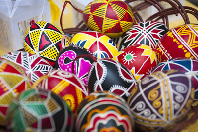 Easter in Lviv